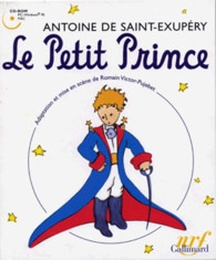 Couverture du CD-ROM Le Petit Prince Editions Gallimard