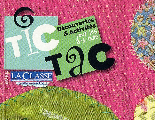 Couverture Magazine Tic-tac