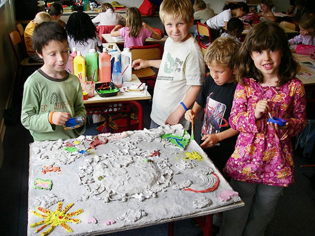 Ateliers rencontres Ecole de Champigny