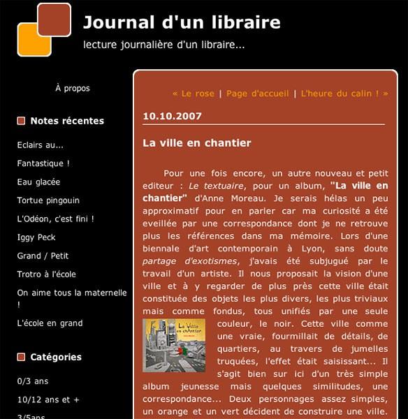 journal_dun_libraire