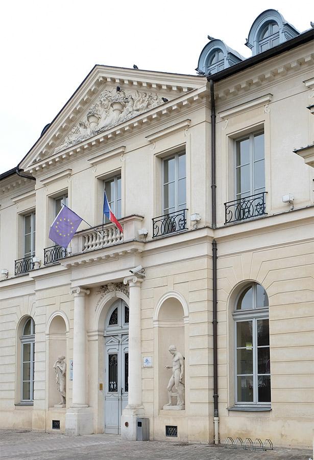 Chateau de Villemomble